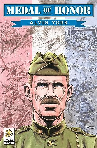 Medal of Honor Vol. 1: Alvin York