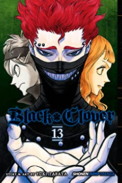 Black Clover Tome 13