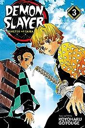 Demon Slayer: Kimetsu no Yaiba Vol. 3