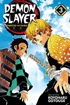 Demon Slayer: Kimetsu no Yaiba Vol. 3