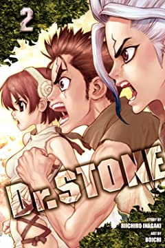 Dr. STONE Tome 2