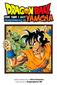 Dragon Ball: That Time I Got Reincarnated as Yamcha! Tome 1