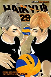 Haikyu!! Vol. 29
