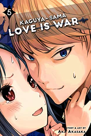 Kaguya-sama: Love Is War Vol. 5