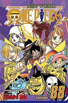One Piece Vol. 88