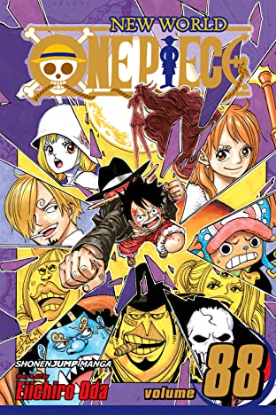 One Piece Vol. 88