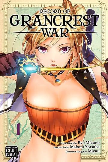 Record of Grancrest War Vol. 1