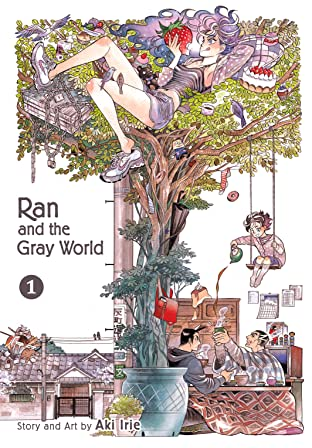 Ran and the Gray World Vol. 1