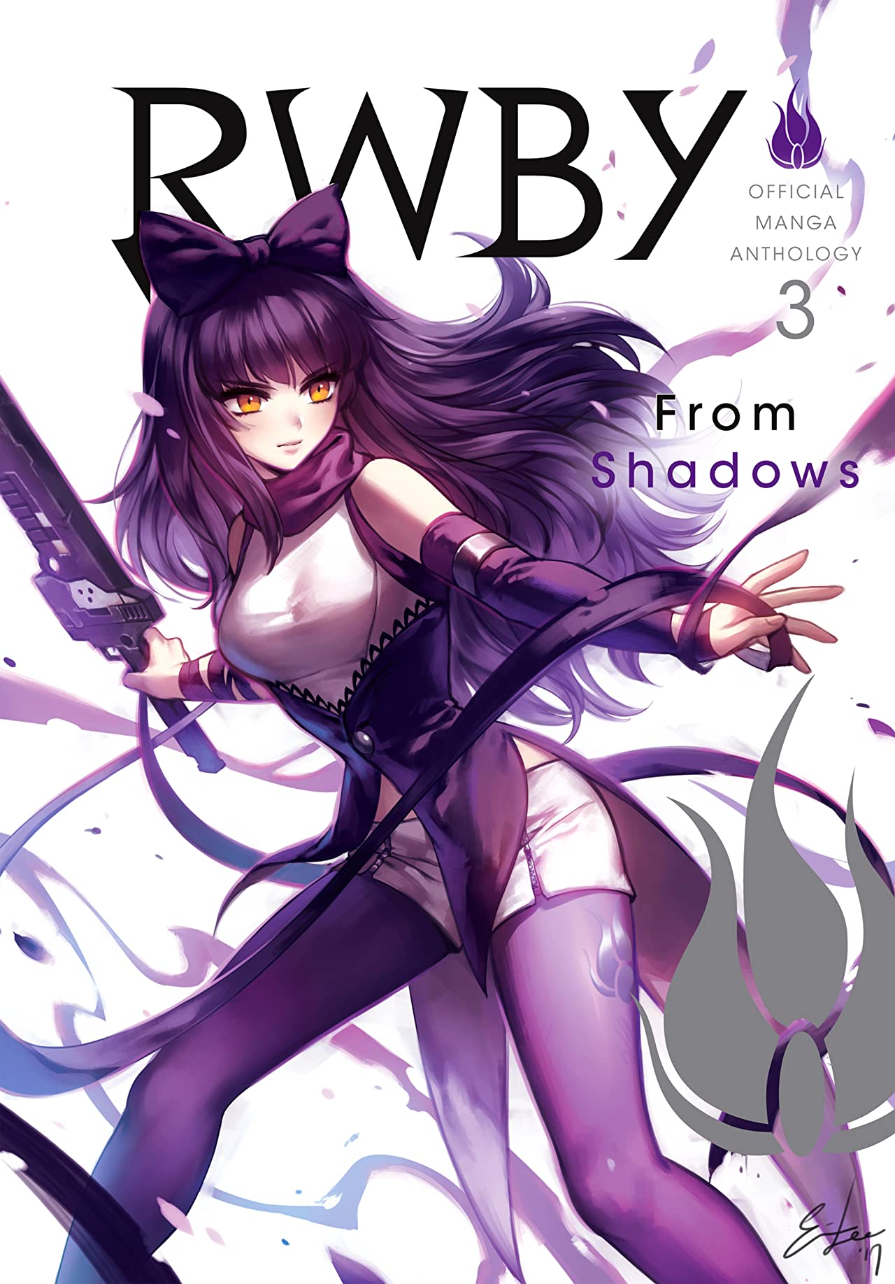 RWBY Official Manga Anthology: From Shadows Vol. 3