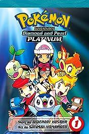 Pokémon Adventures: Diamond and Pearl/Platinum Vol. 1