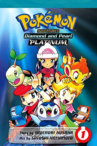 Pokémon Adventures: Diamond and Pearl/Platinum Tome 1