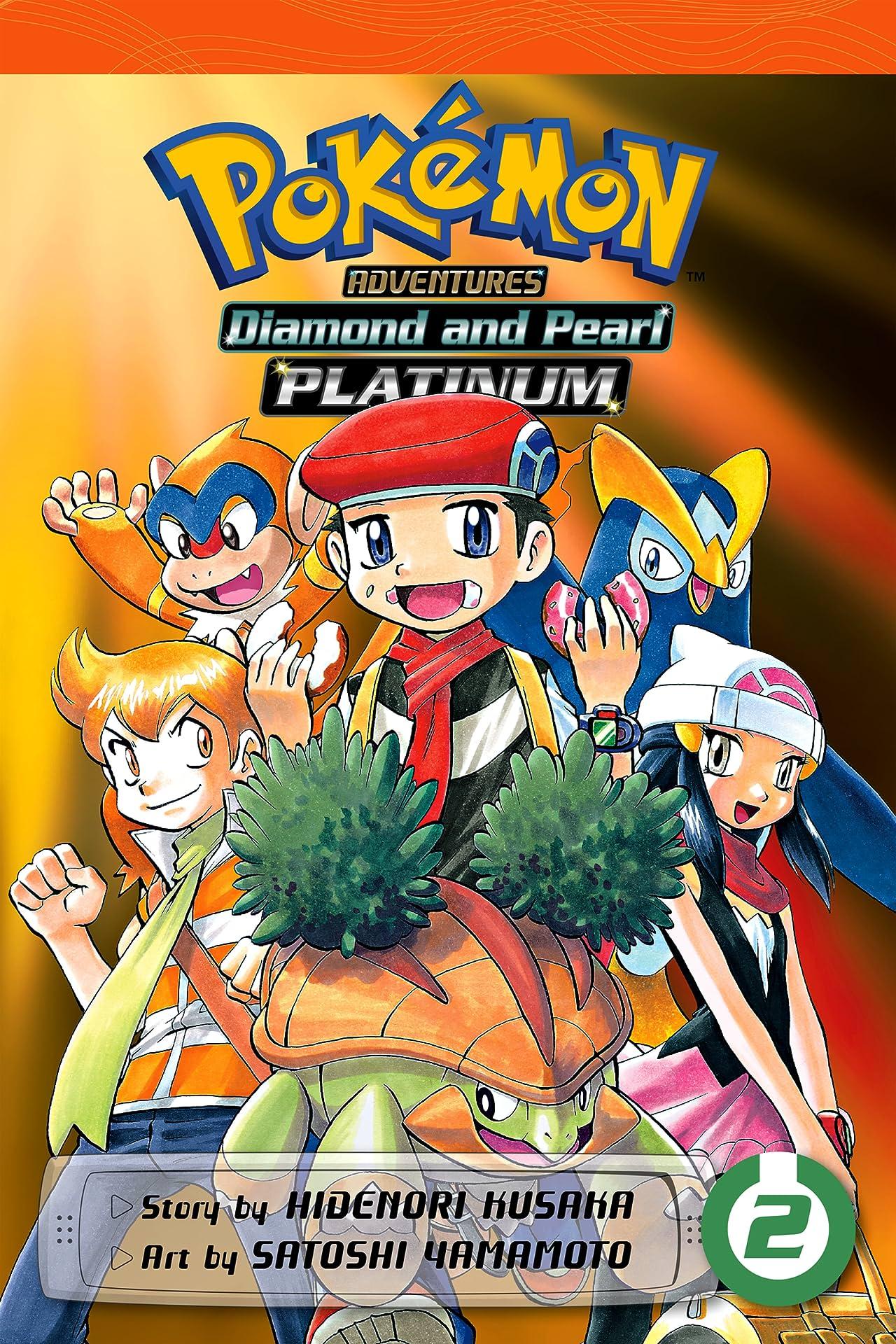 Pokémon Adventures: Diamond and Pearl/Platinum Vol. 2