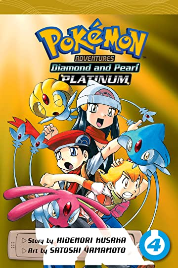 Pokémon Adventures: Diamond and Pearl/Platinum Vol. 4