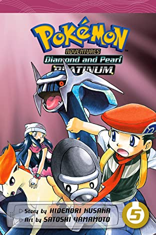 Pokémon Adventures: Diamond and Pearl/Platinum Tome 5