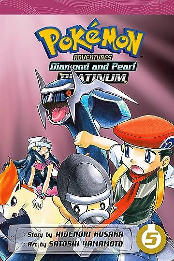Pokémon Adventures: Diamond and Pearl/Platinum Vol. 5