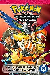 Pokémon Adventures: Diamond and Pearl/Platinum Vol. 8