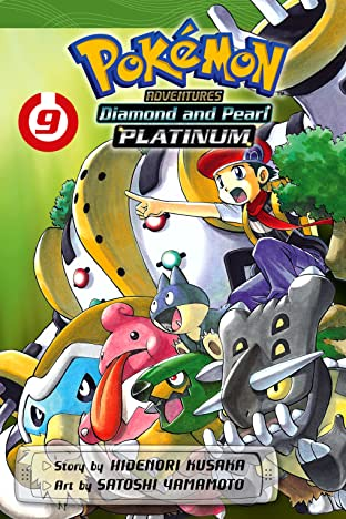 Pokémon Adventures: Diamond and Pearl/Platinum Tome 9