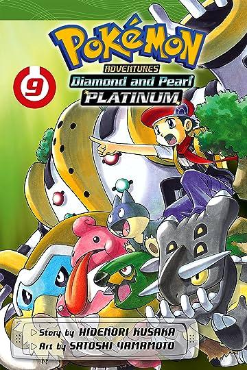 Pokémon Adventures: Diamond and Pearl/Platinum Vol. 9