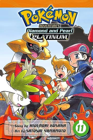 Pokémon Adventures: Diamond and Pearl/Platinum Vol. 11