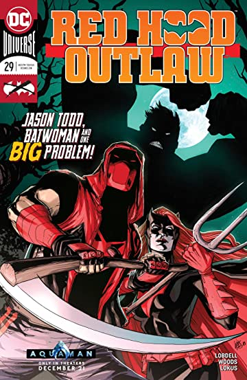 Red Hood: Outlaw (2016-) #29