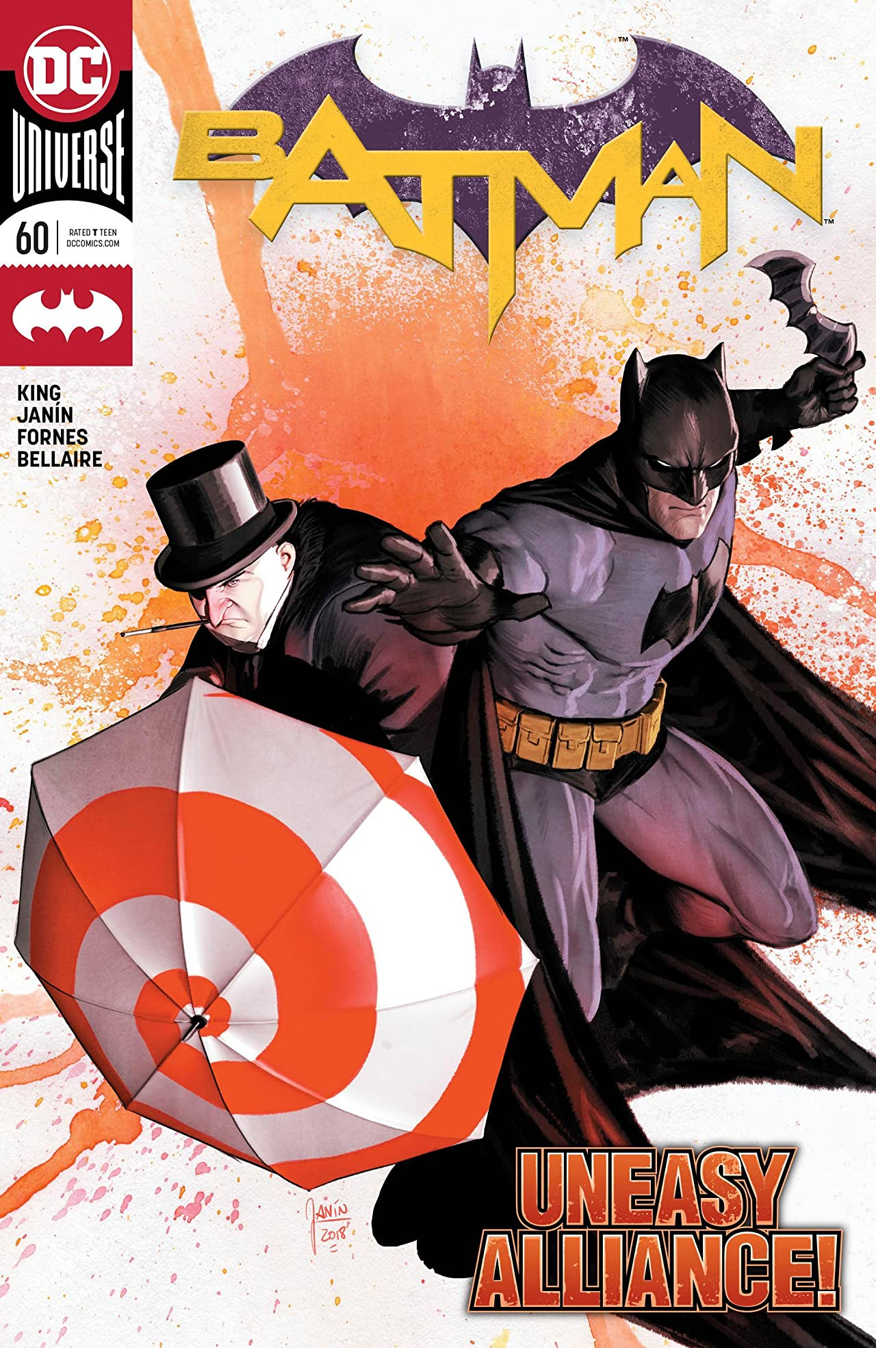 Batman (2016-) No.60