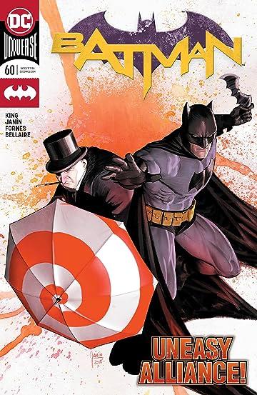 Batman (2016-) No.60