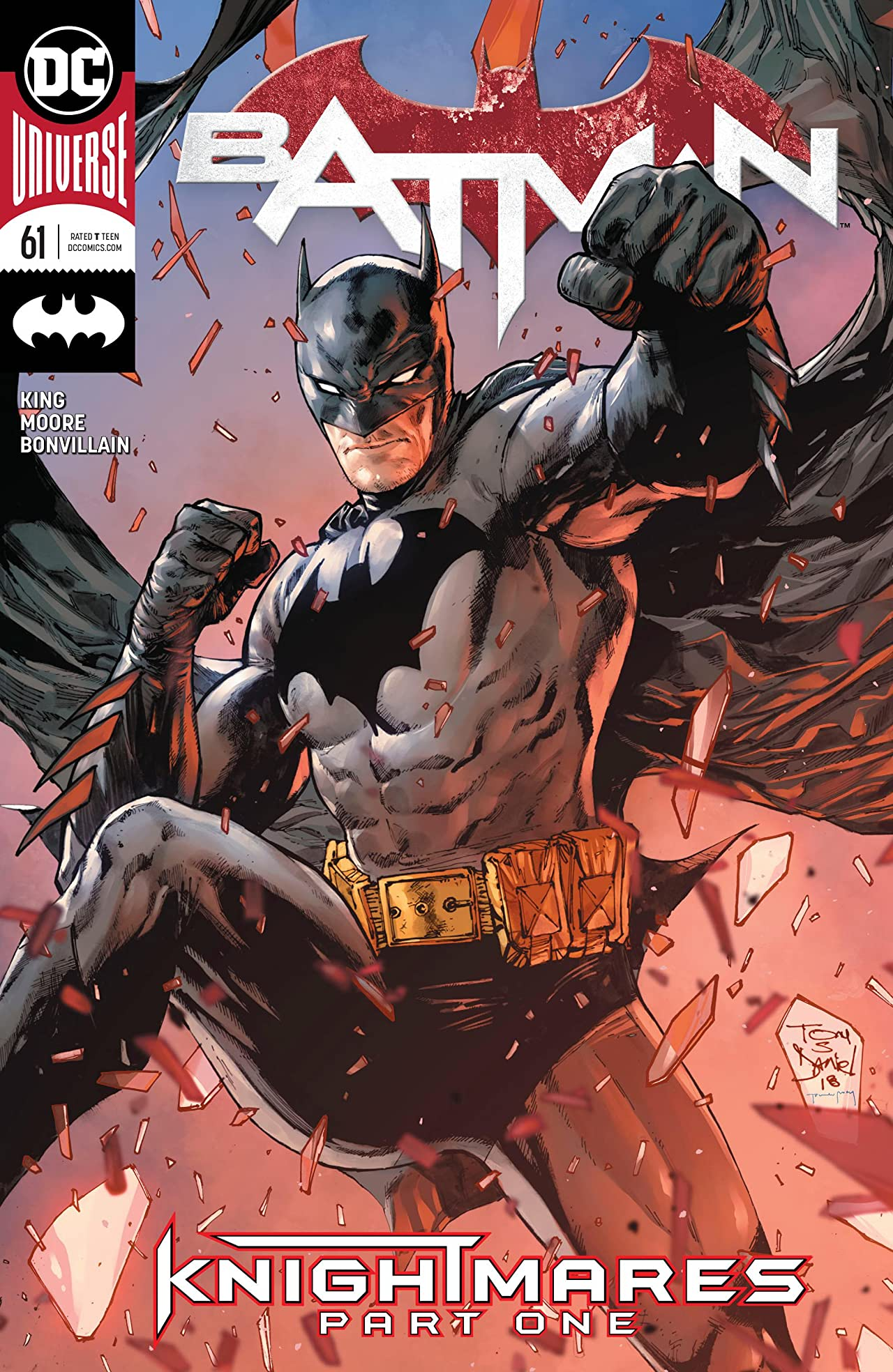 Batman (2016-) No.61