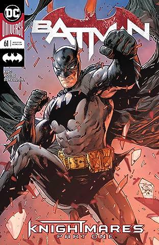 Batman (2016-) #61