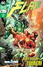 The Flash (2016-) #60