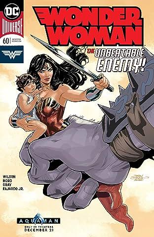 Wonder Woman (2016-) No.60