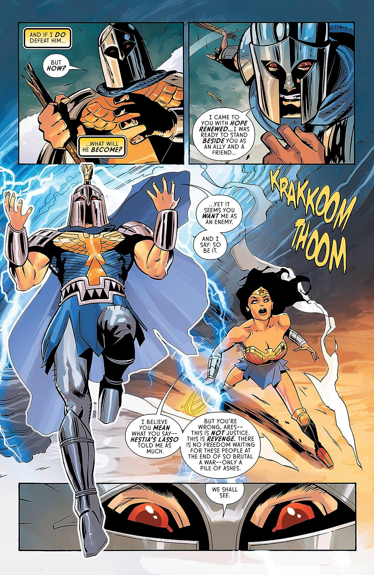 Wonder Woman (2016-) #60