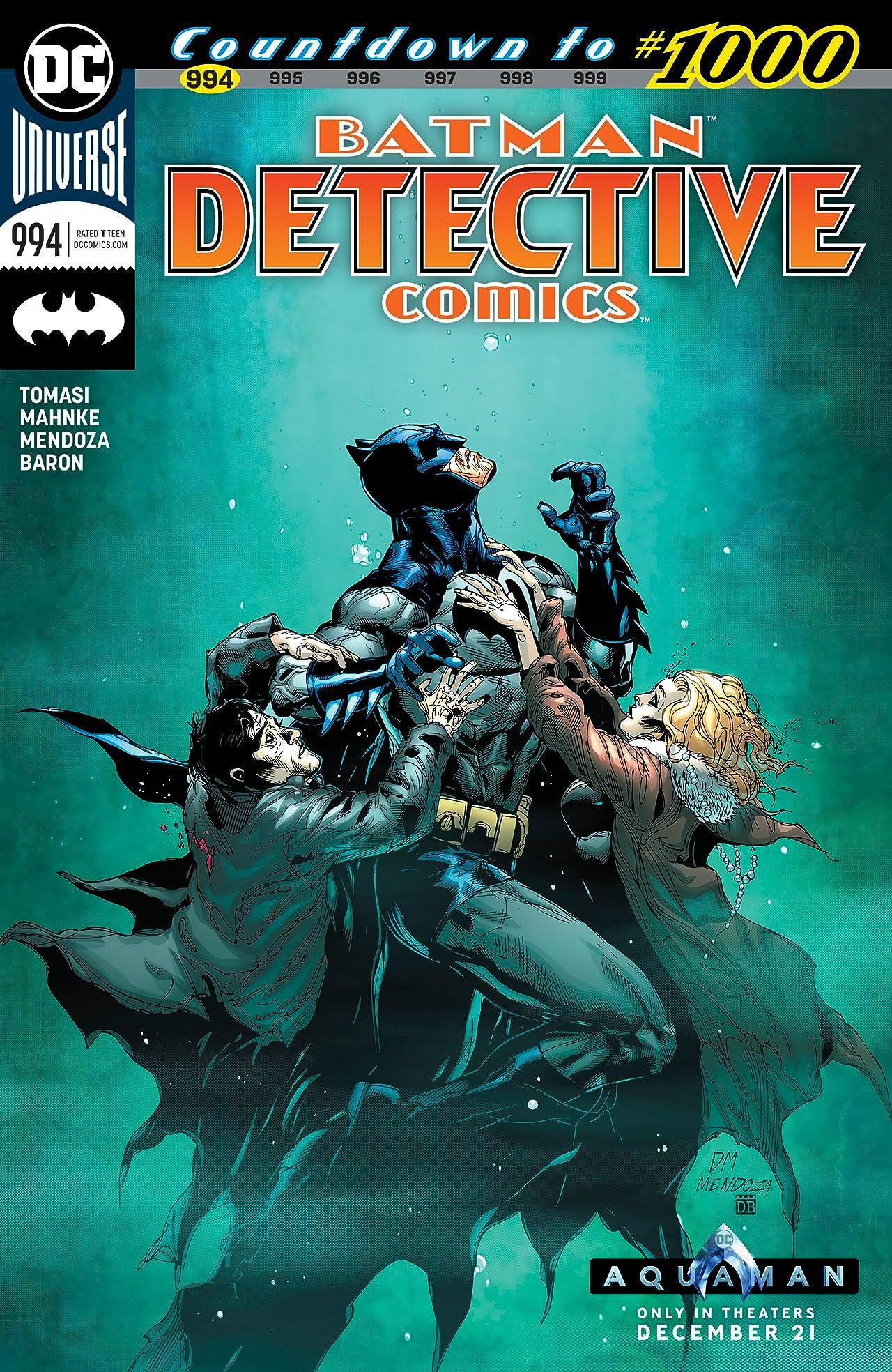 Detective Comics (2016-) No.994