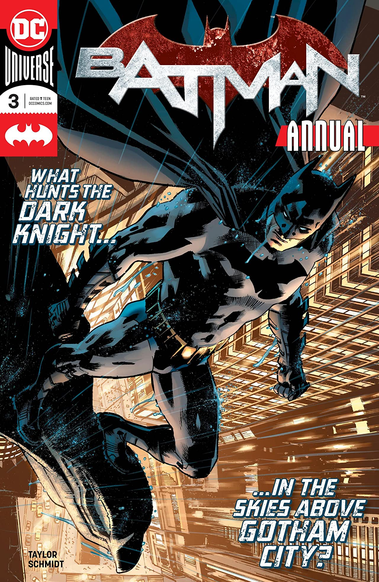 Batman (2016-) Annual #3