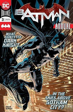 Batman (2016-) Annual No.3
