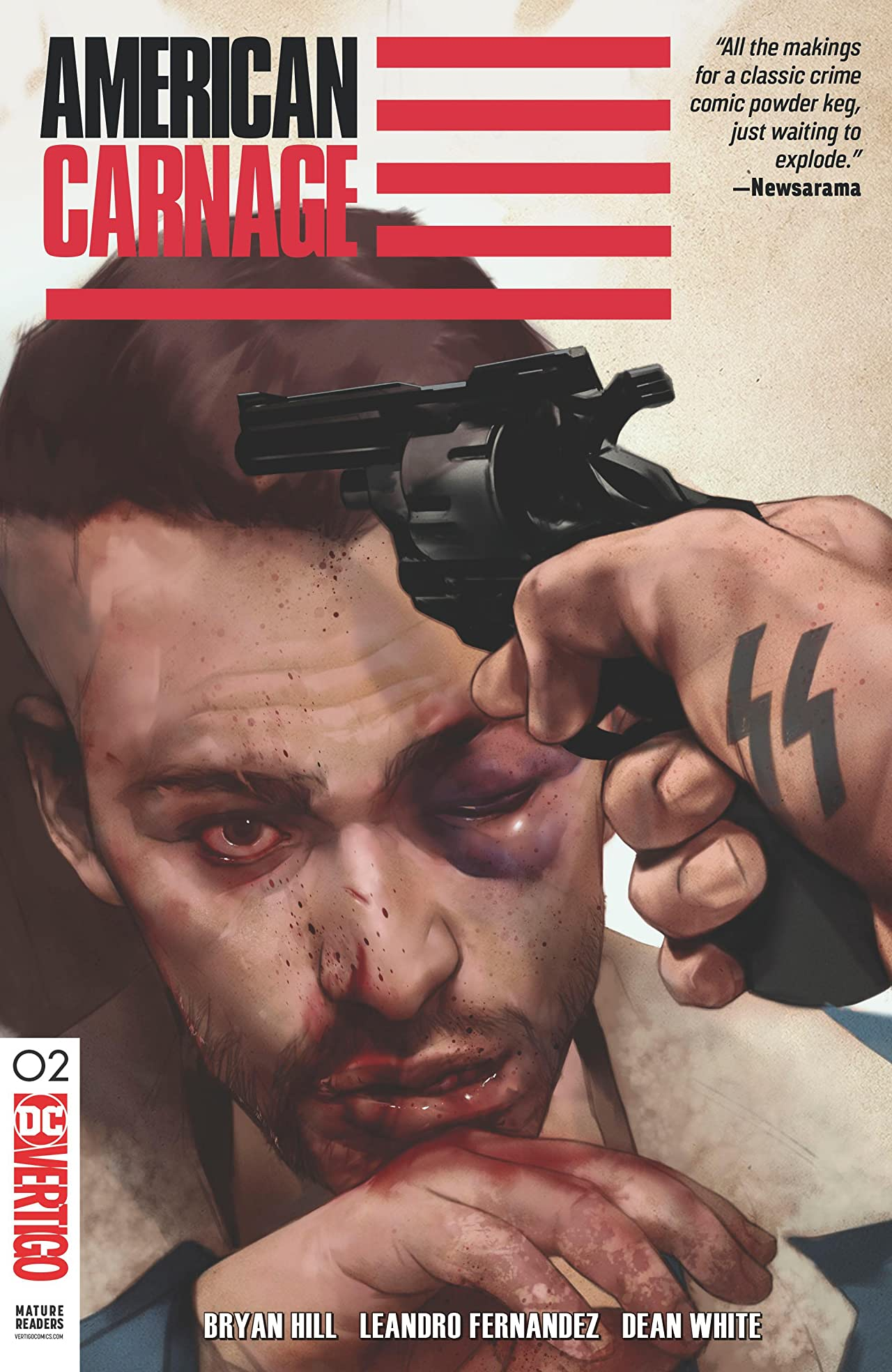 American Carnage (2018-) No.2