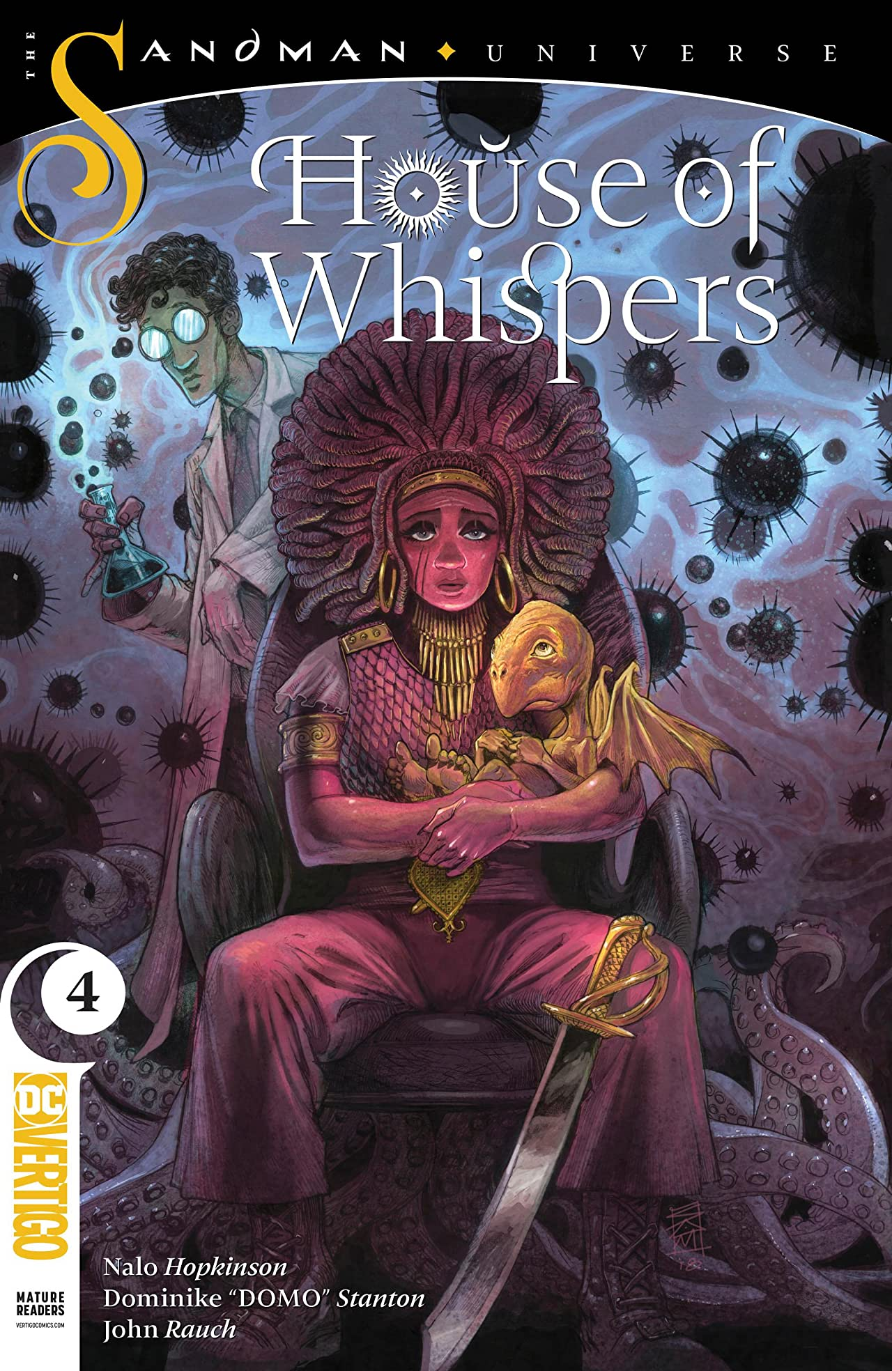 House of Whispers - Tome 4