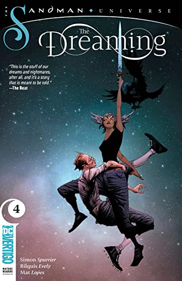The Dreaming (2018-) #4