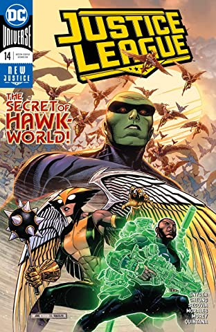 Justice League (2018-) No.14