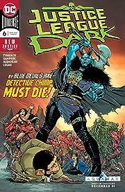 Justice League Dark (2018-) No.6