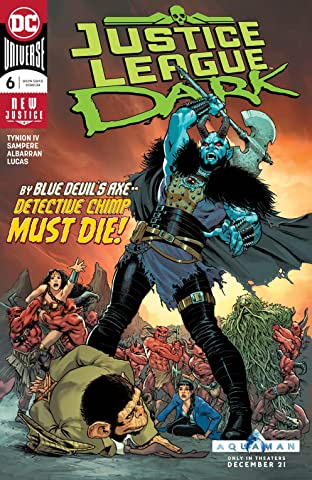 Justice League Dark (2018-) No.6