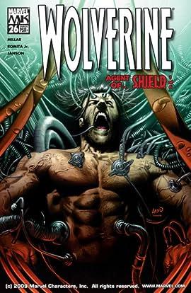 Wolverine (2003-2009) #26
