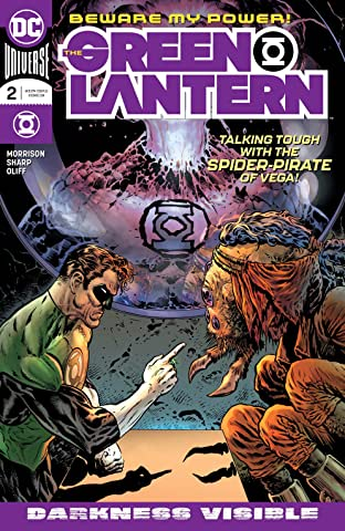 The Green Lantern (2018-) No.2