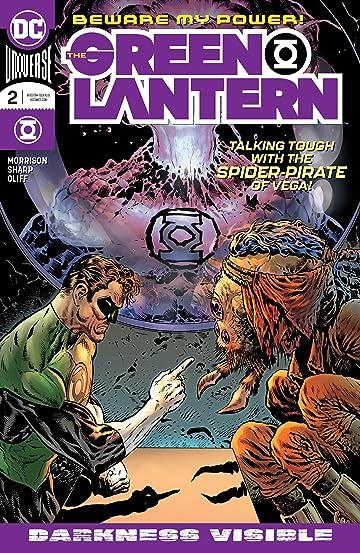 The Green Lantern (2018-) No.2