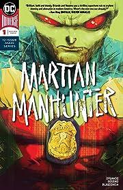 Martian Manhunter (2018-) #1