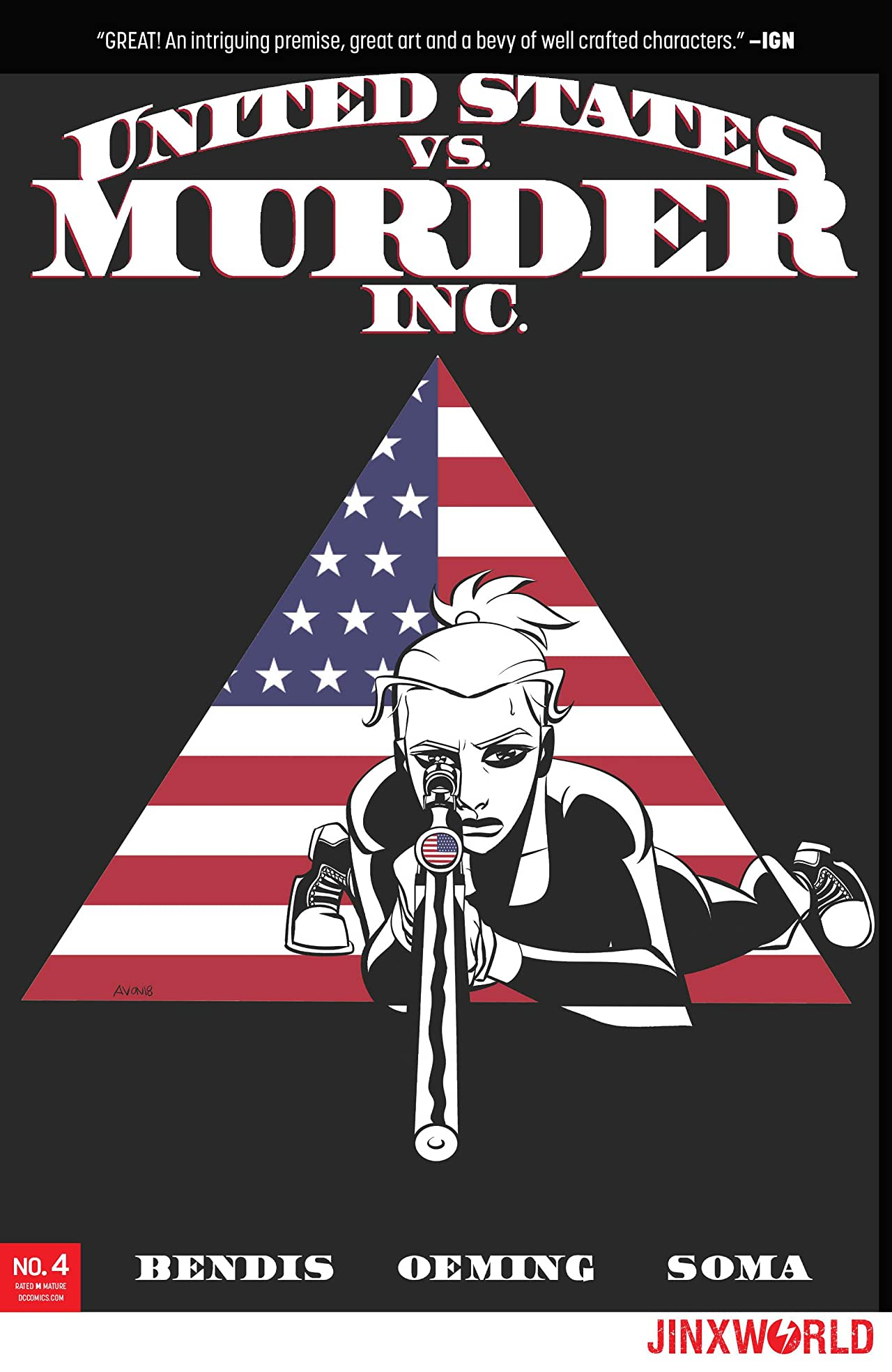 United States vs. Murder, Inc. (2018-) No.4