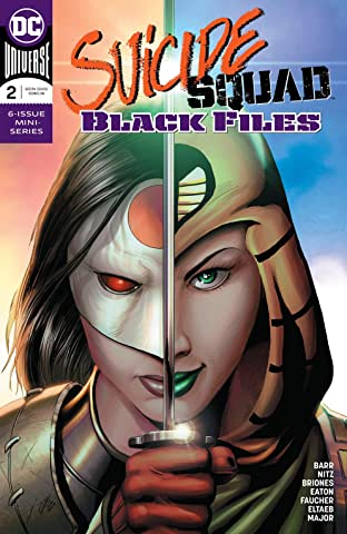 Suicide Squad Black Files (2018-2019) #2