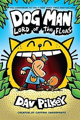 Dog Man Vol. 5: Lord of the Fleas