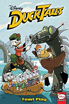 DuckTales Vol. 4: Fowl Play