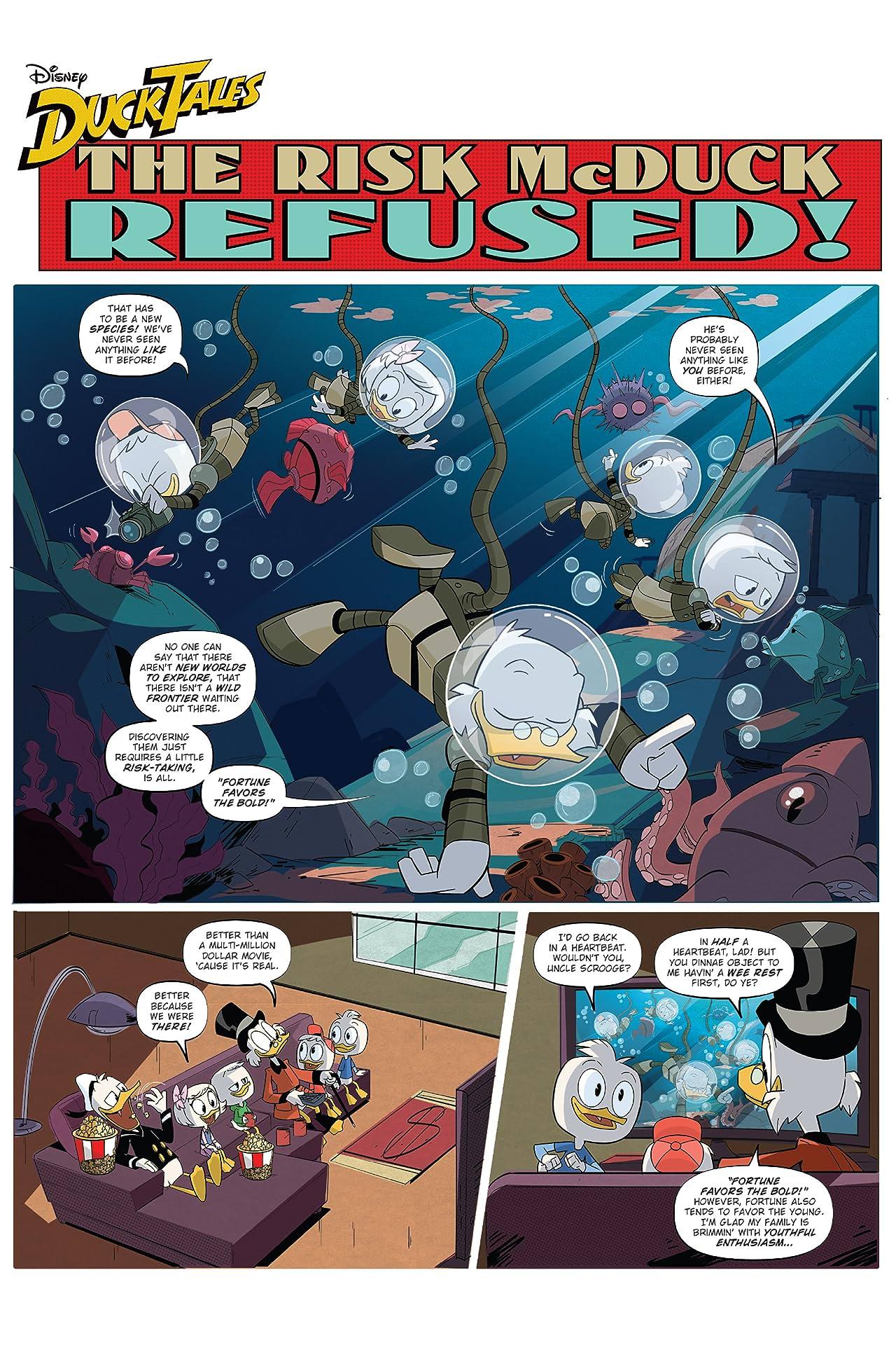 DuckTales Vol. 4: Fowl Play