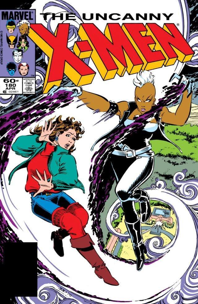 Uncanny X-Men (1963-2011) #180